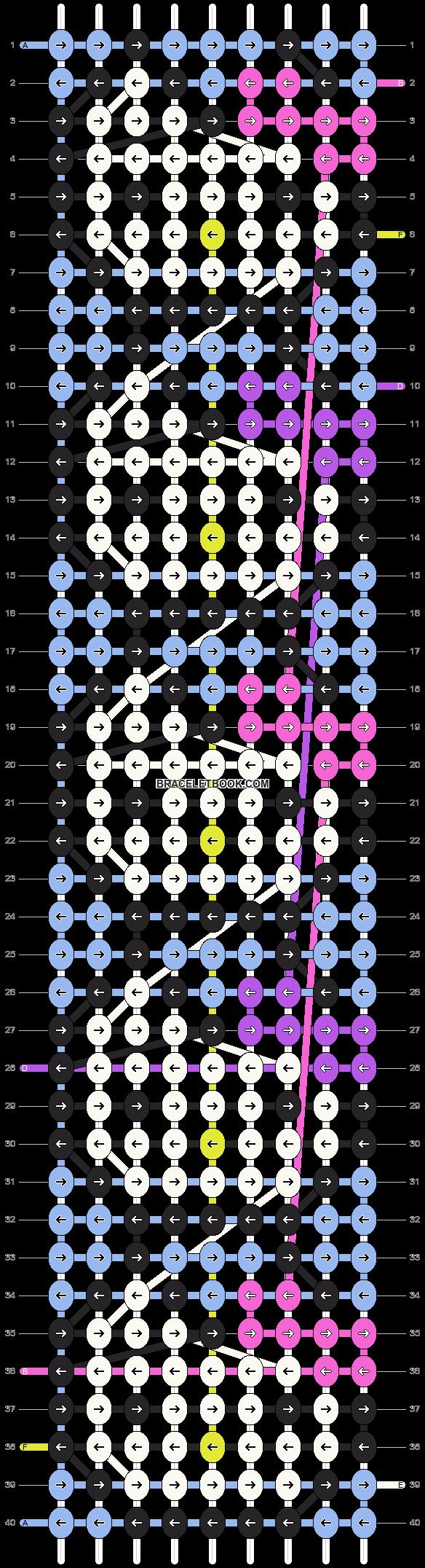 Alpha pattern #15153 pattern