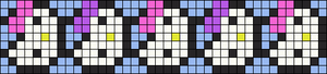 Alpha pattern #15153