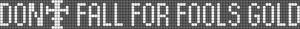 Alpha pattern #15155