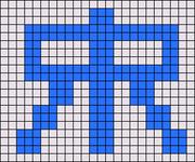 Alpha pattern #15156