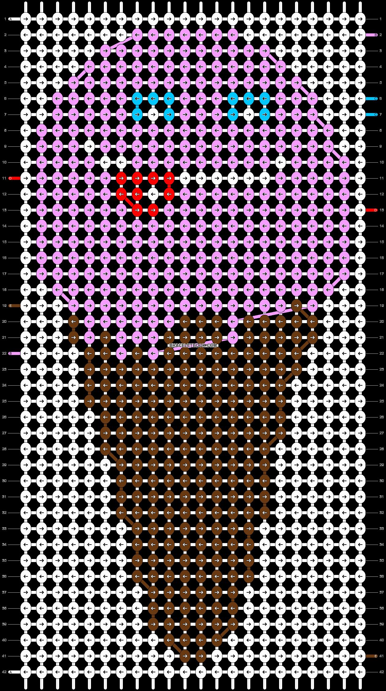 Alpha pattern #15159 pattern