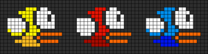 Alpha pattern #15161