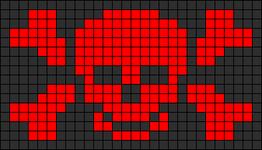 Alpha pattern #15166