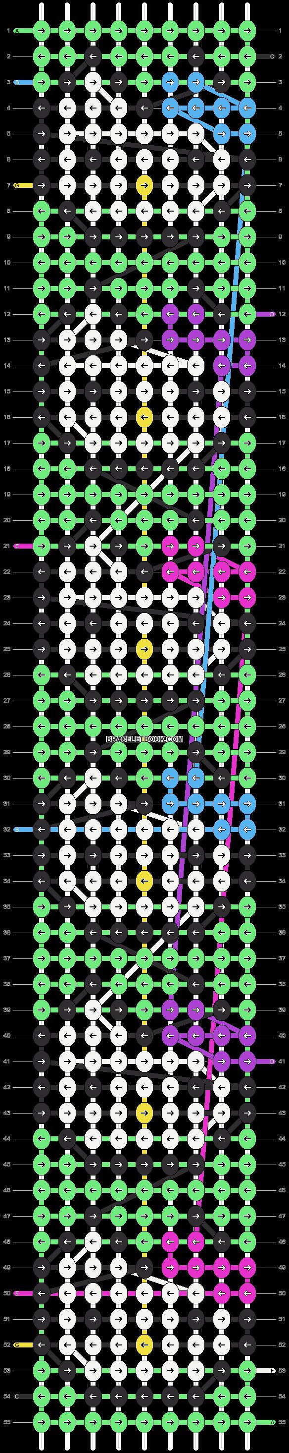 Alpha pattern #15170 pattern
