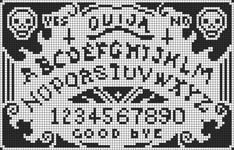 Alpha Friendship Bracelet Pattern #15172
