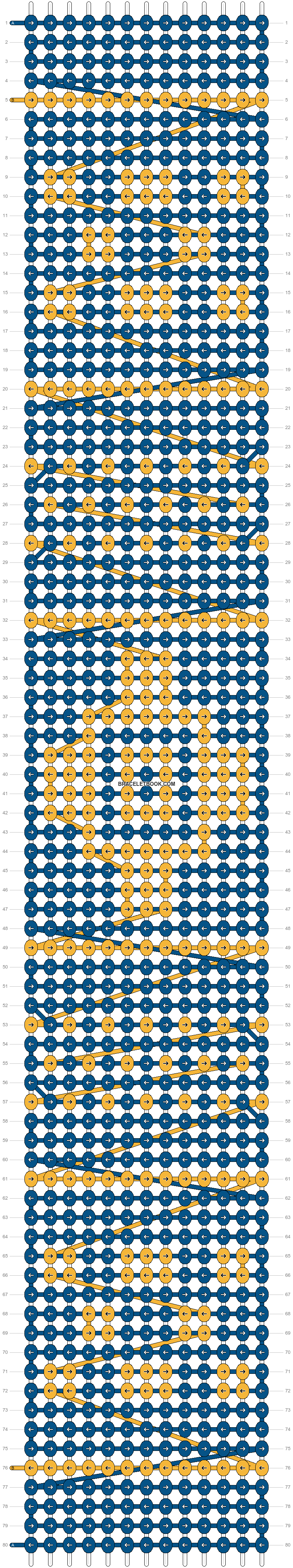 Alpha pattern #15182 pattern