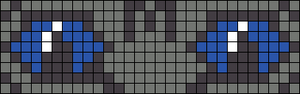 Alpha pattern #15185