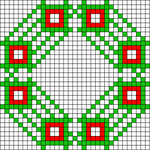 Alpha pattern #15190