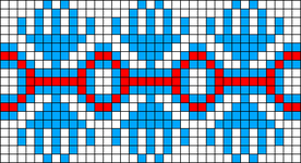 Alpha pattern #15191