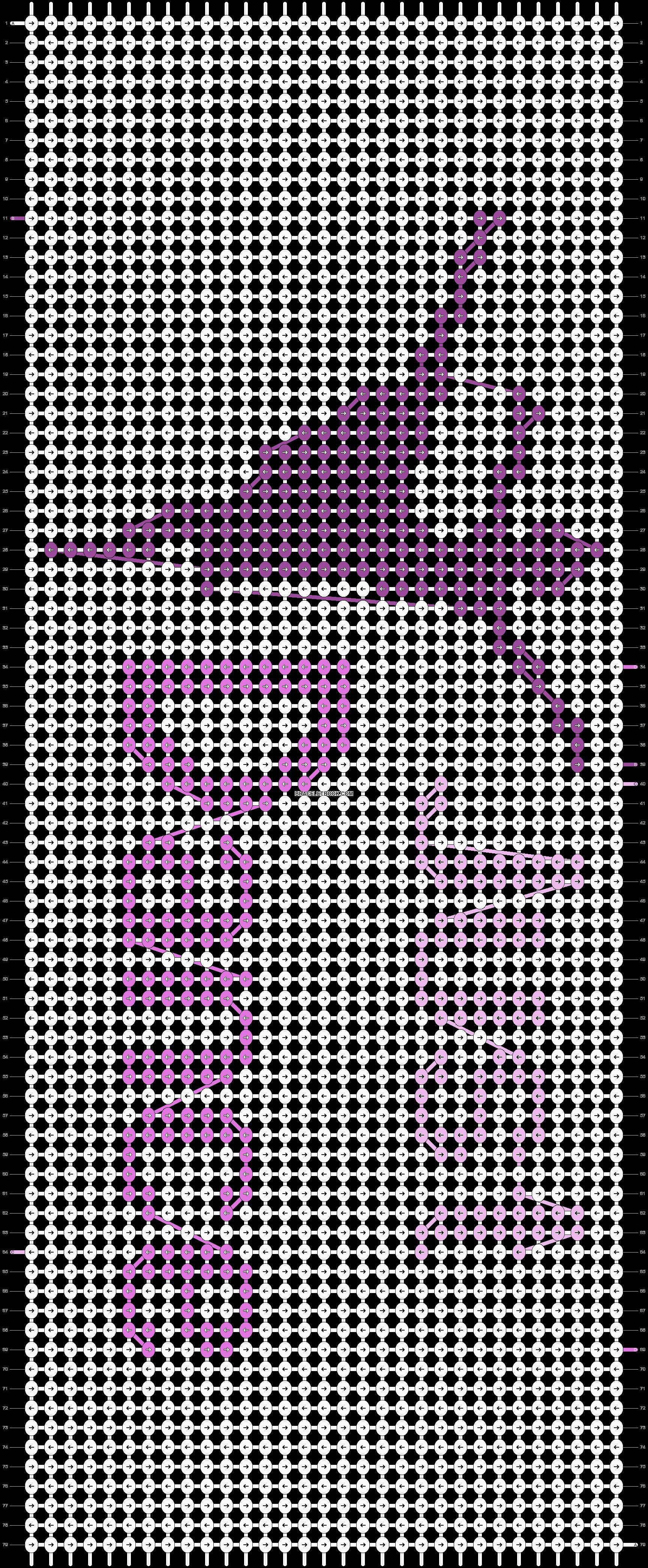 Alpha pattern #15194 pattern