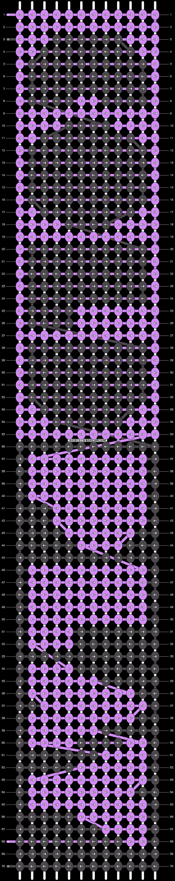 Alpha pattern #15195 pattern