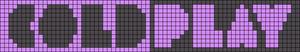 Alpha Friendship Bracelet Pattern #15195