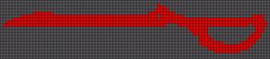 Alpha pattern #15198