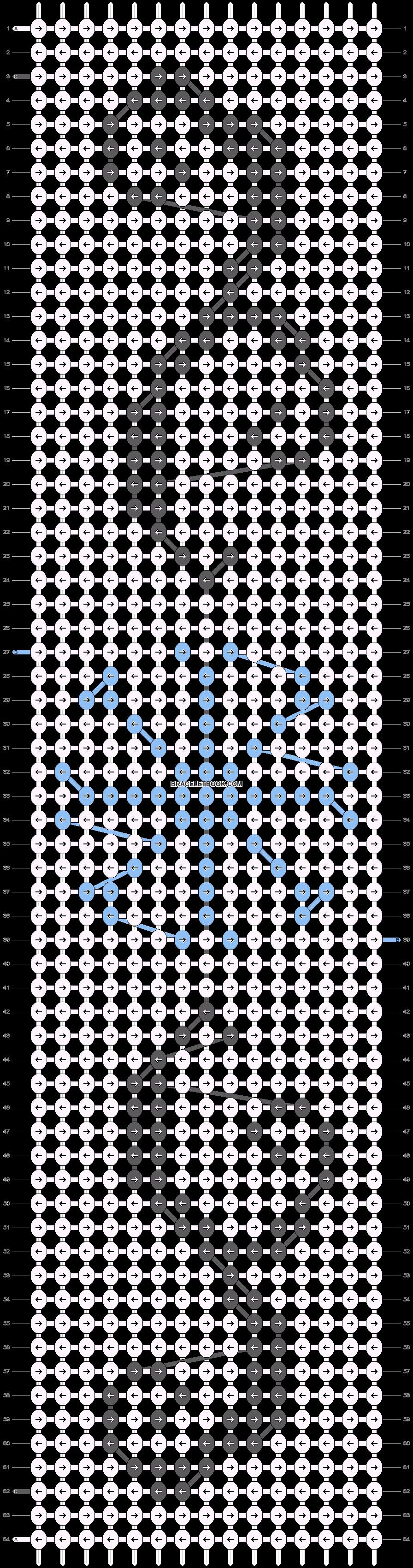 Alpha pattern #15199 pattern