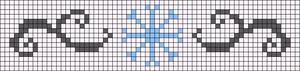 Alpha pattern #15199