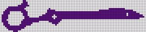 Alpha pattern #15200
