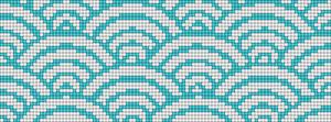 Alpha pattern #15207
