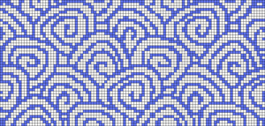 Alpha pattern #15208