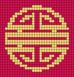 Alpha pattern #15209