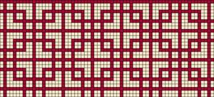 Alpha pattern #15210