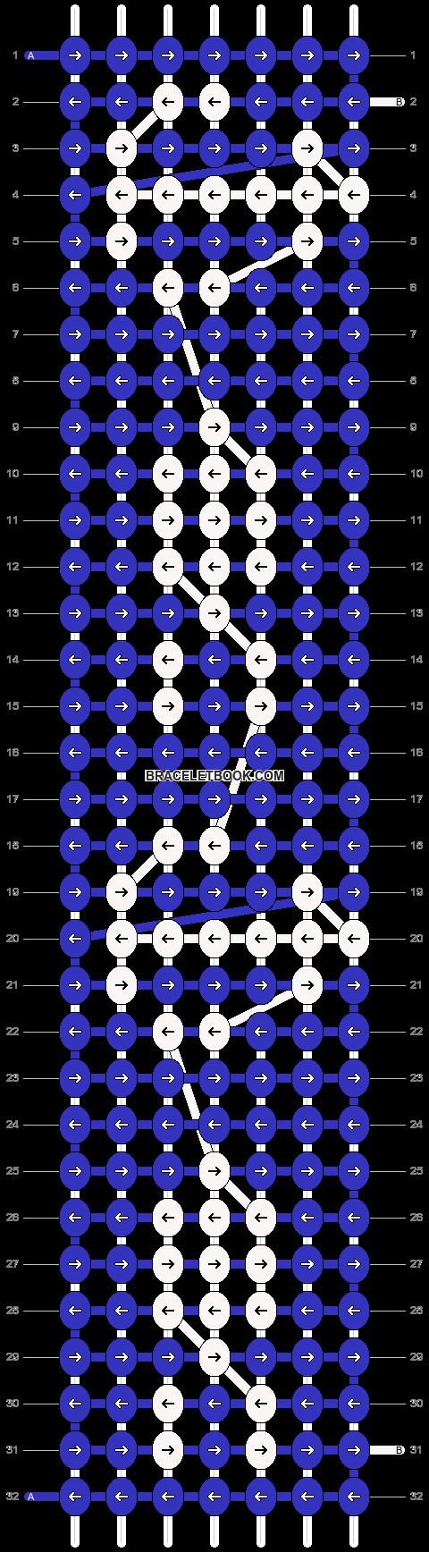 Alpha pattern #15213 pattern