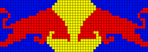 Alpha pattern #15217