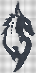 Alpha Friendship Bracelet Pattern #15221