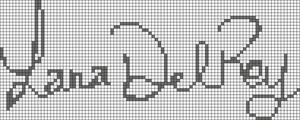 Alpha Friendship Bracelet Pattern #15222
