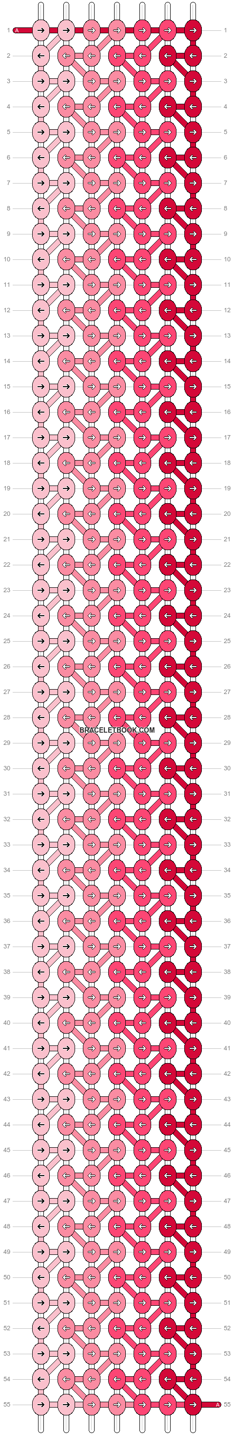 Alpha pattern #15230 pattern
