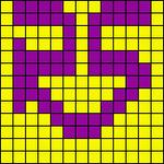 Alpha Friendship Bracelet Pattern #15236