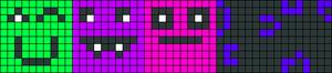 Alpha pattern #15245