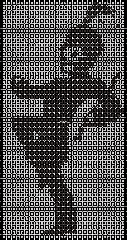 Alpha pattern #15249 pattern