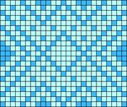 Alpha pattern #15256