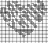 Alpha pattern #15257
