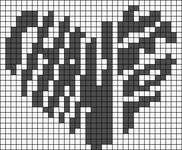Alpha pattern #15261