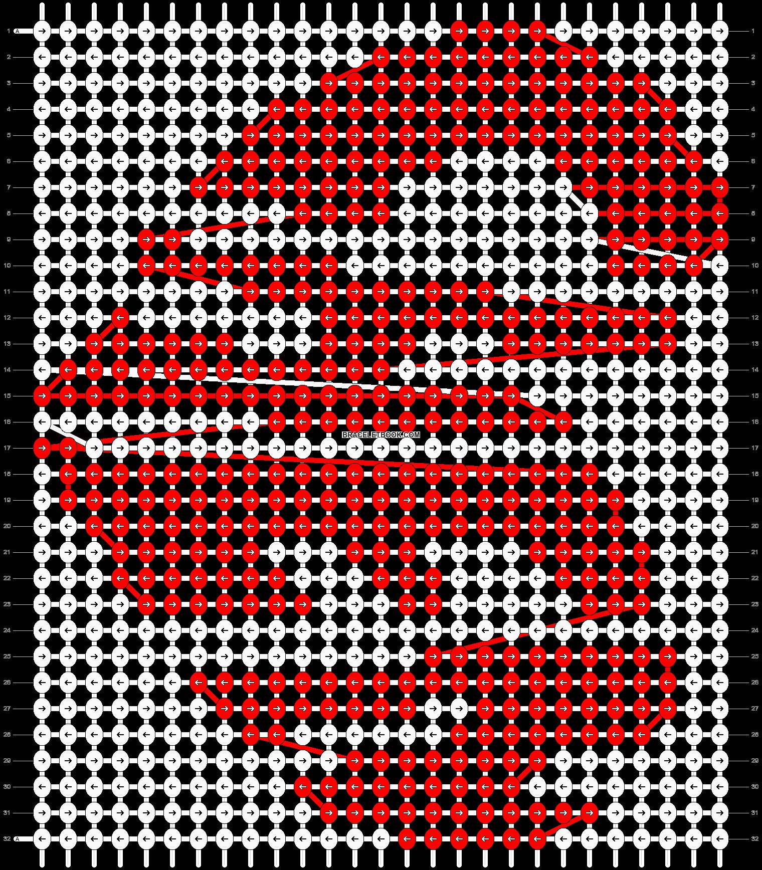 Alpha pattern #15263 pattern