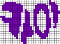 Alpha pattern #15266