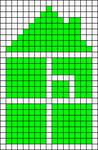 Alpha pattern #15268