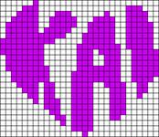 Alpha pattern #15269