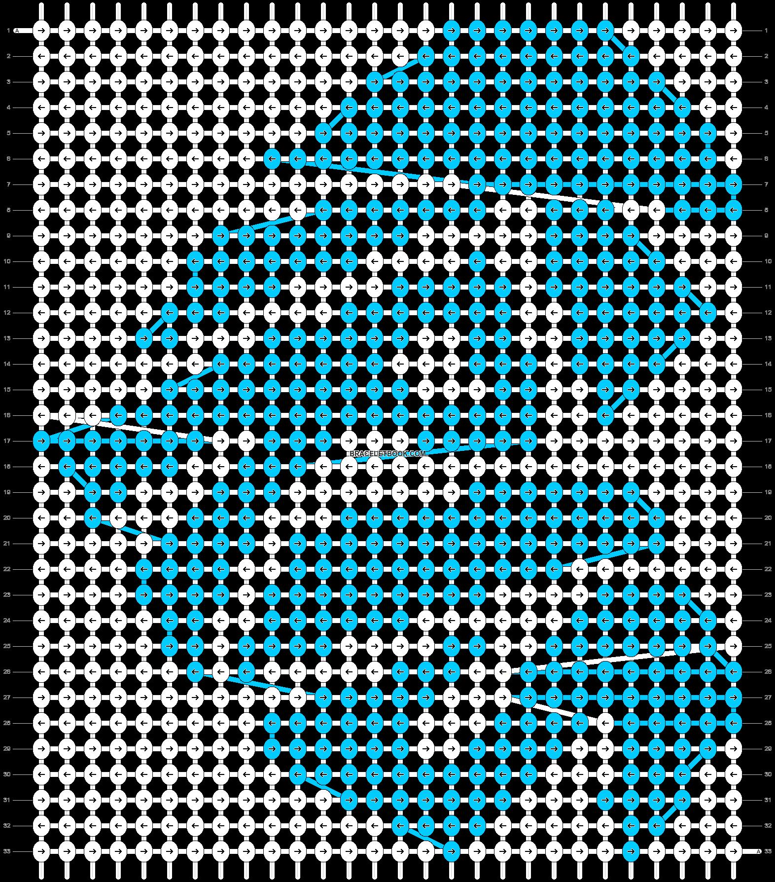 Alpha pattern #15271 pattern