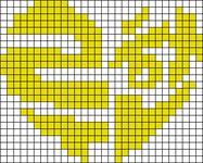 Alpha pattern #15274