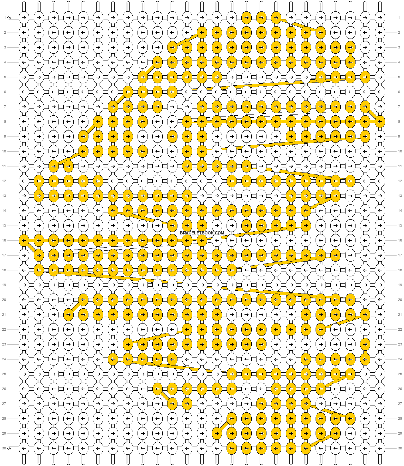 Alpha pattern #15275 pattern