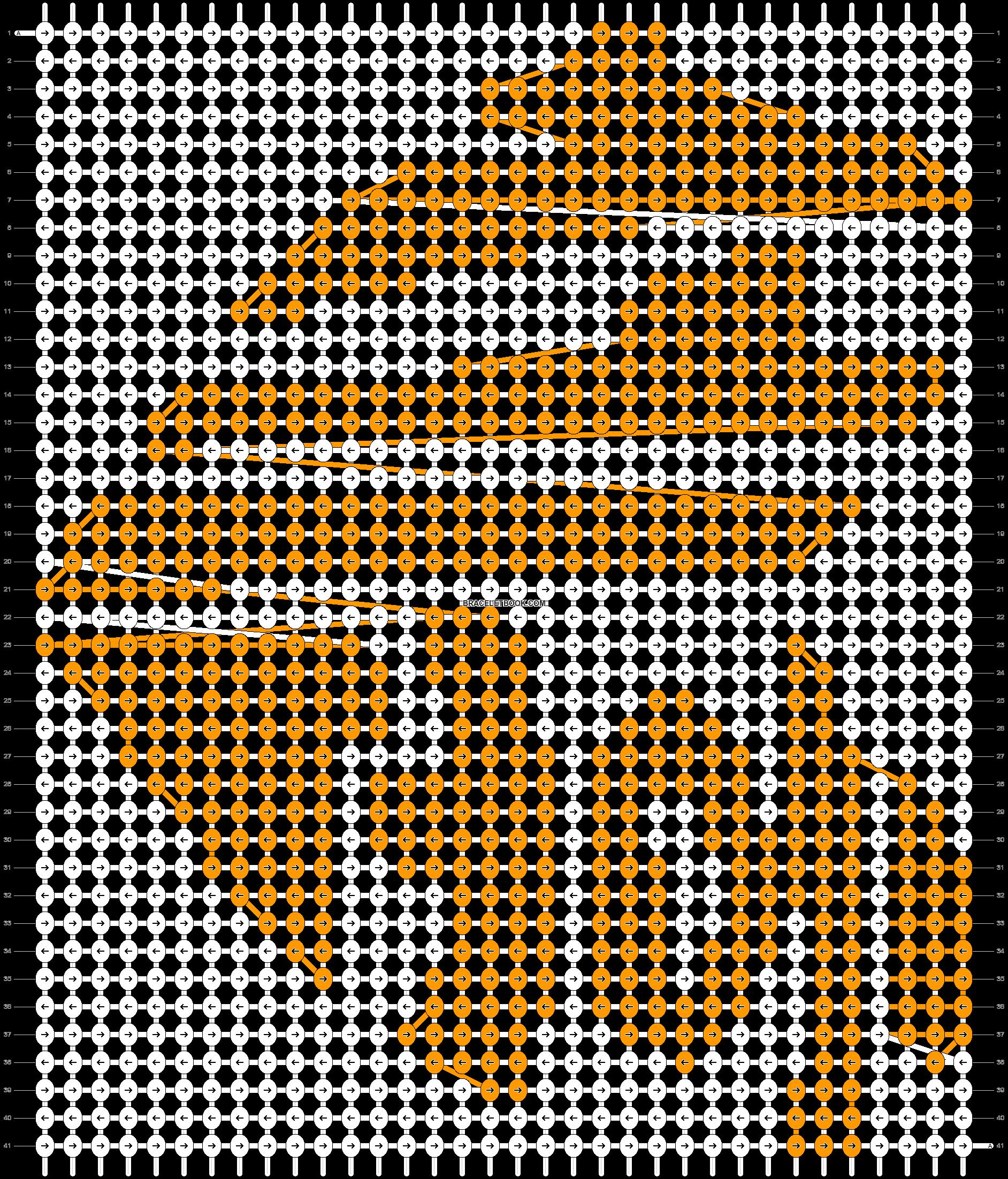 Alpha pattern #15276 pattern