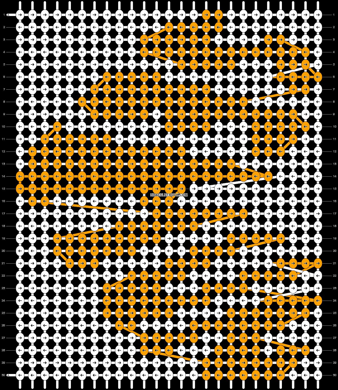 Alpha pattern #15277 pattern