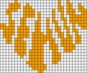 Alpha pattern #15277
