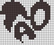 Alpha pattern #15281
