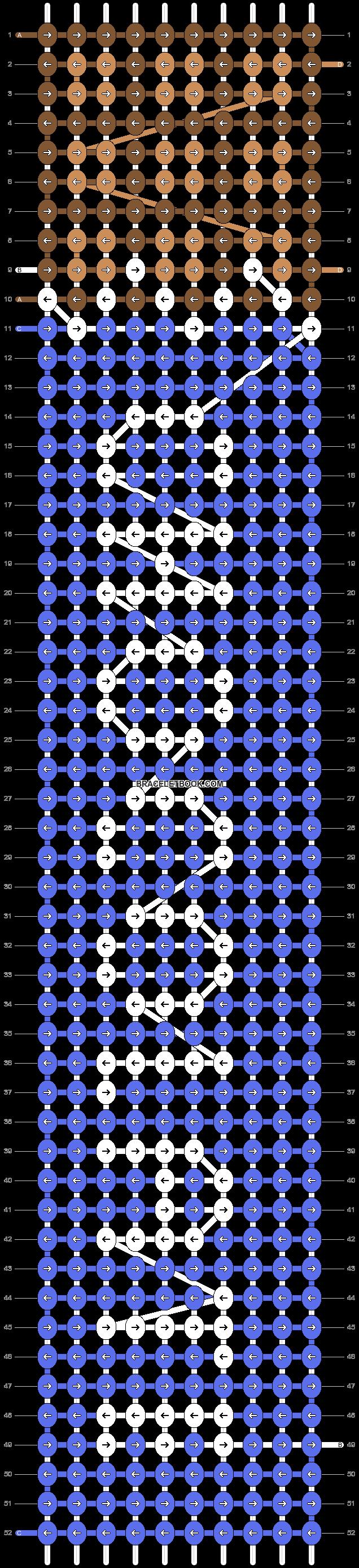 Alpha pattern #15286 pattern