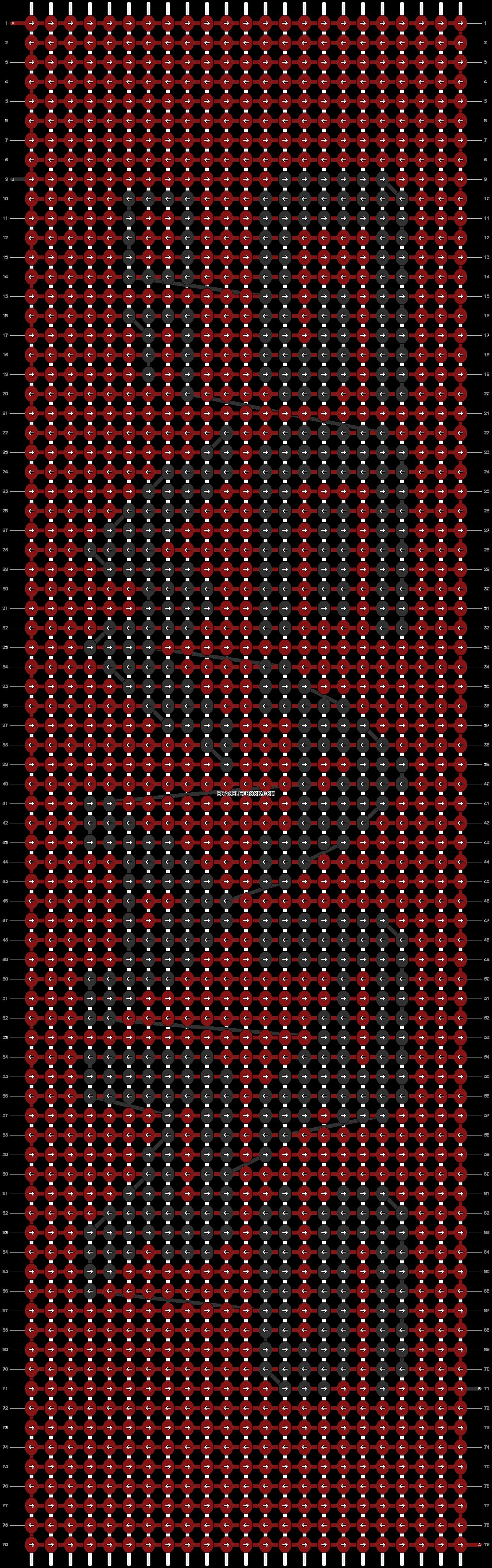 Alpha pattern #15288 pattern