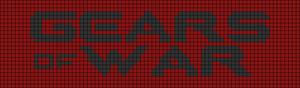 Alpha pattern #15288
