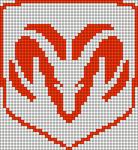 Alpha pattern #15290